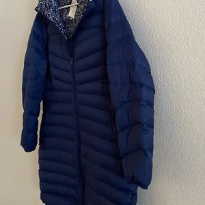 Lands' End Jackets & Coats - Lands End Long puffer jacket SZ XL NWT